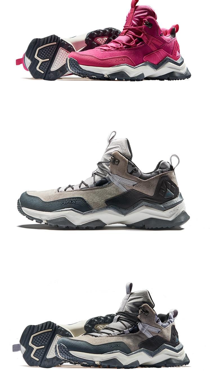 Rax Waterproof Mountain Trekking Shoes