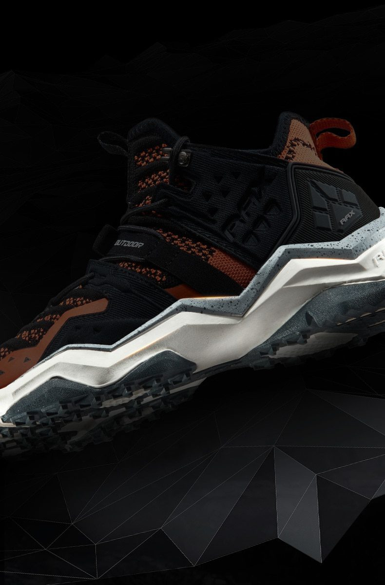 Rax New Breathable Outdoor Spring Sneakers