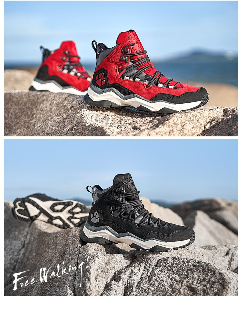 RAX Outdoor Trail Camping Climbing Shoes