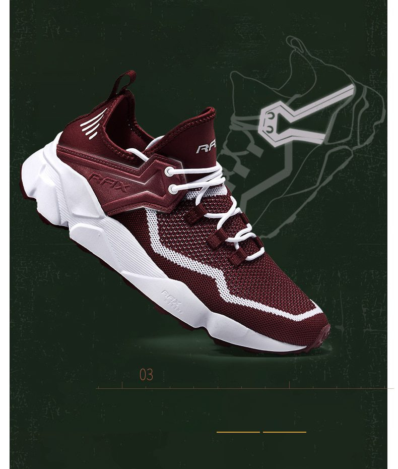 Rax Outdoor Gym Running Shoes