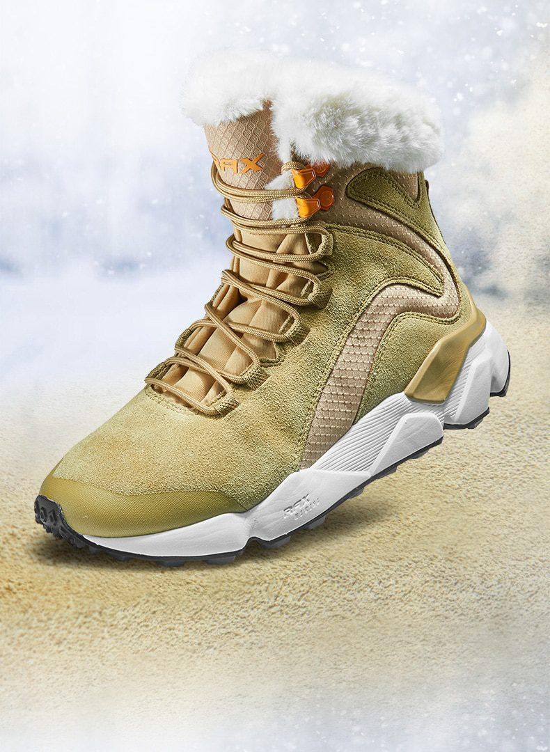 RAX Women's Anti-slip Winter Hiking Boots