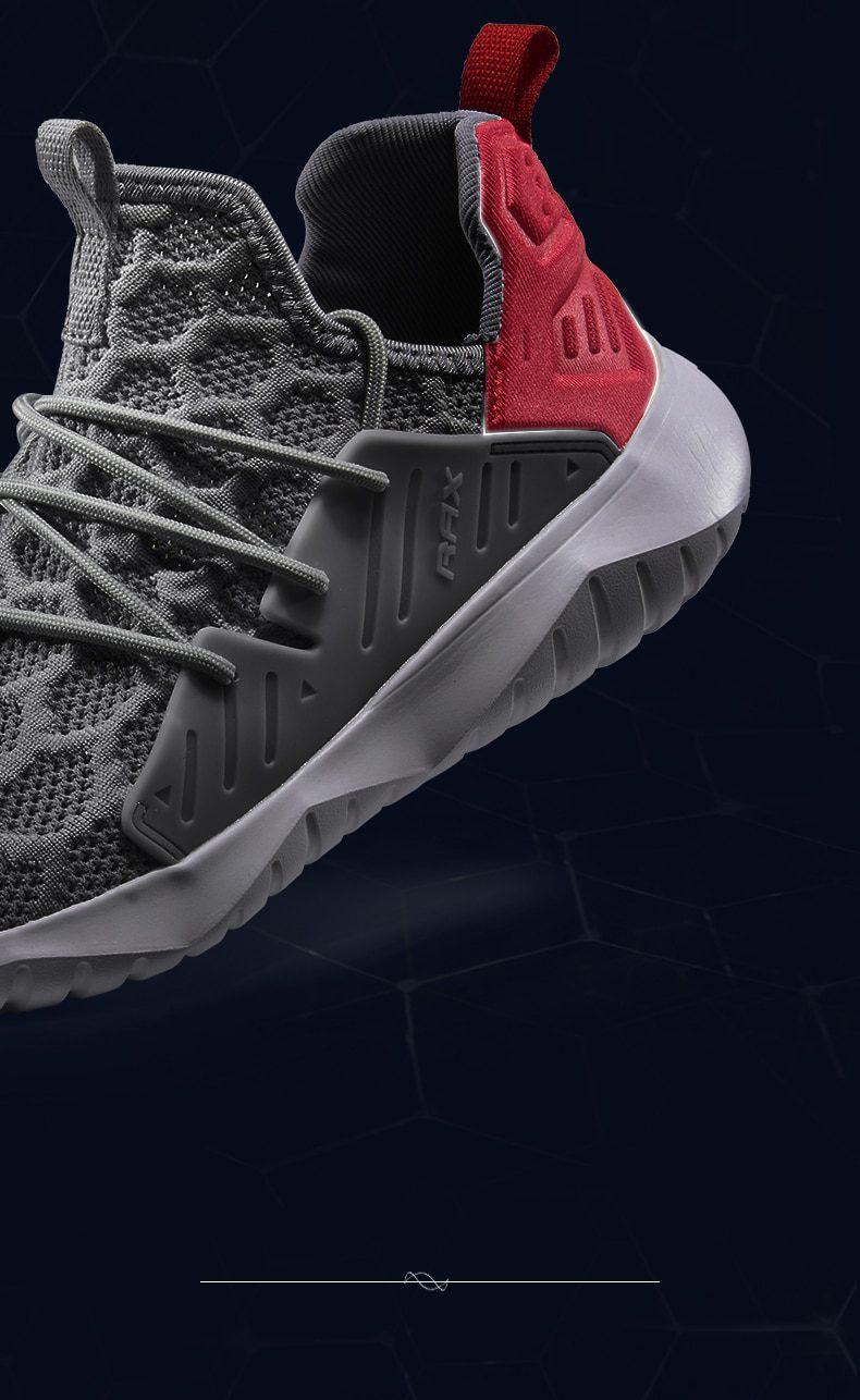 Rax CRAZY RUN Flexible Lining Sport Shoes (Women)