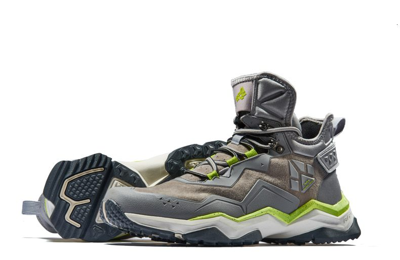 RAX Genuine Leather Multi-terrian Mountaineer Shoes