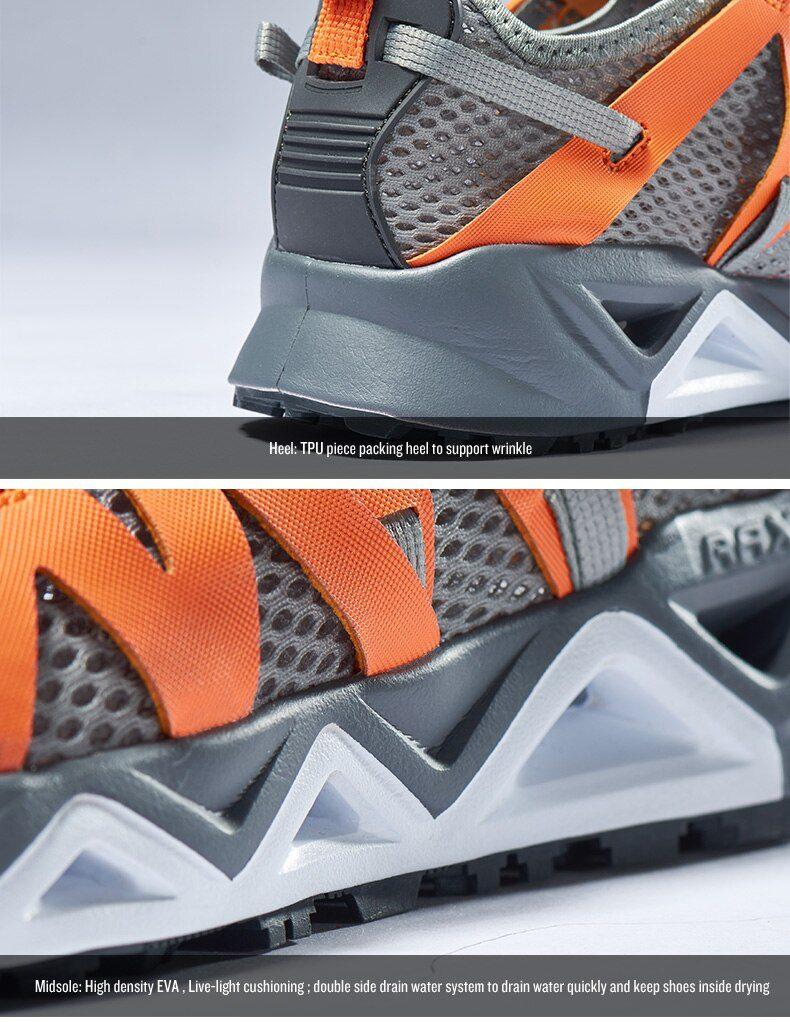 RAX Non-slip Aqua Outdoor Trekking Shoes (Unisex)