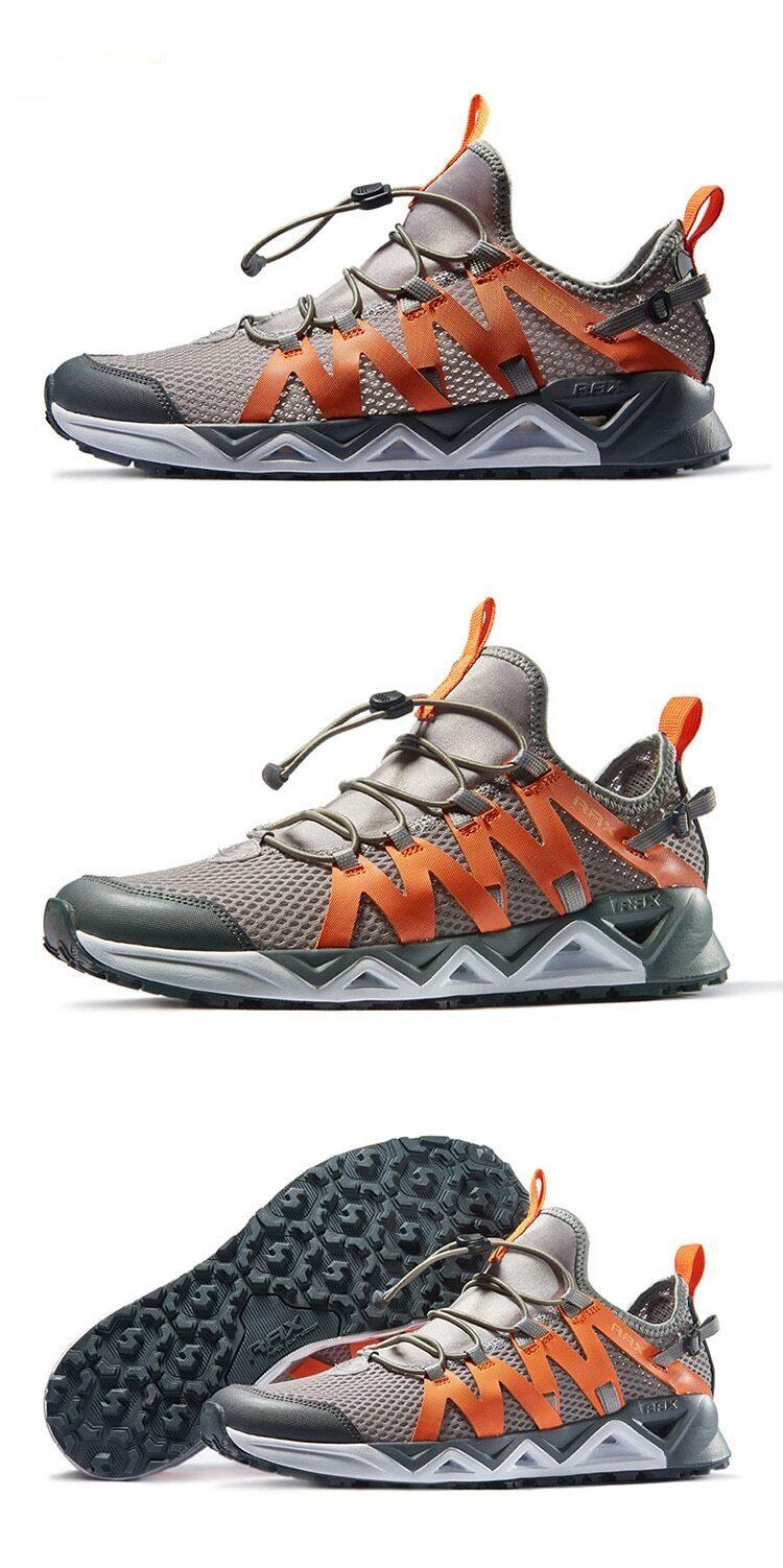 Rax Men's Water Hiking Quick-Drying Aqua Slip-Resistant Shoes